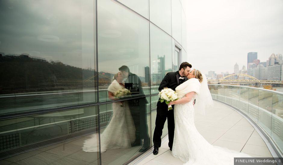 Tim and Kristi's Wedding in Pittsburgh, Pennsylvania
