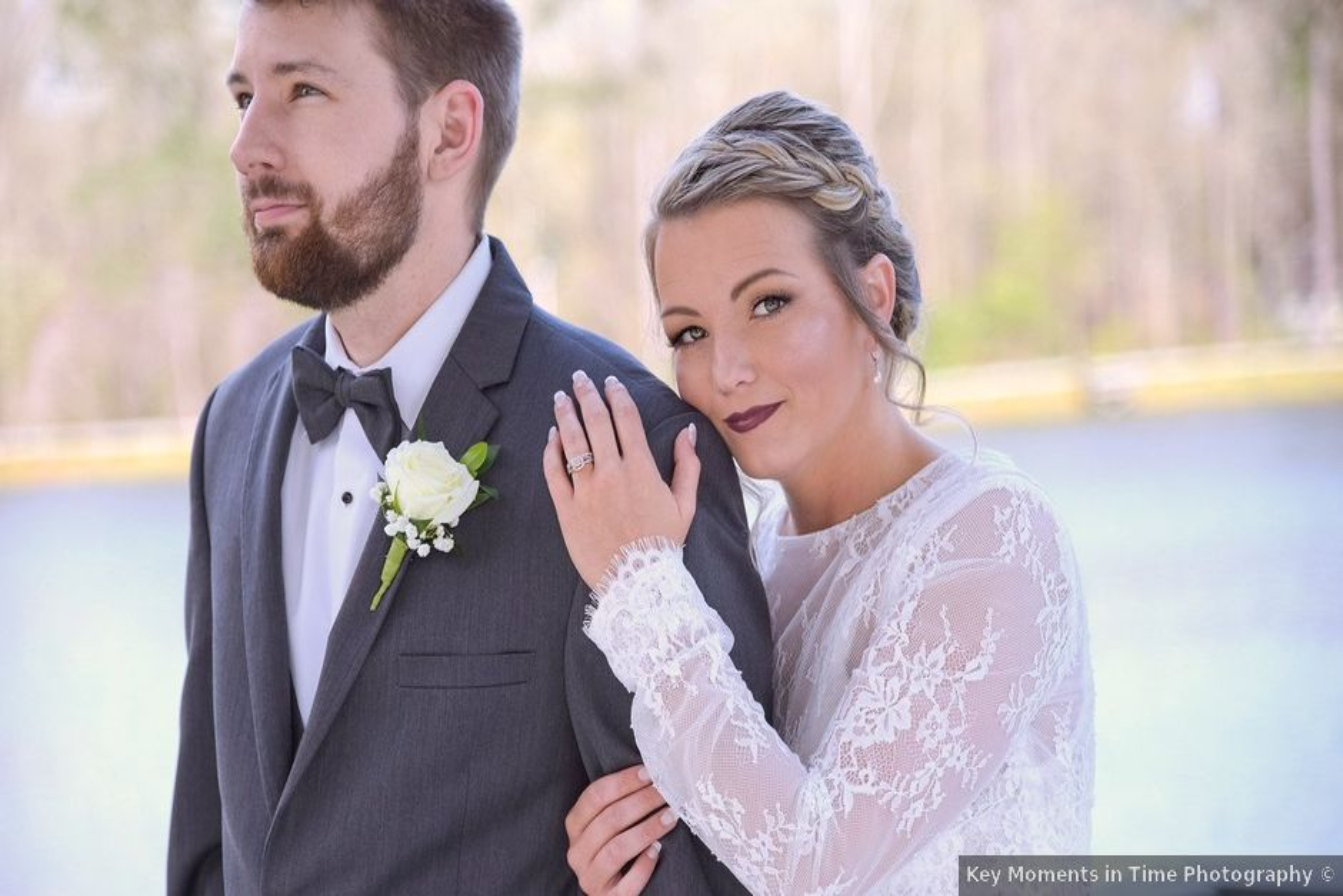 Jordan and Marlee's Wedding in Pine Mountain, Georgia