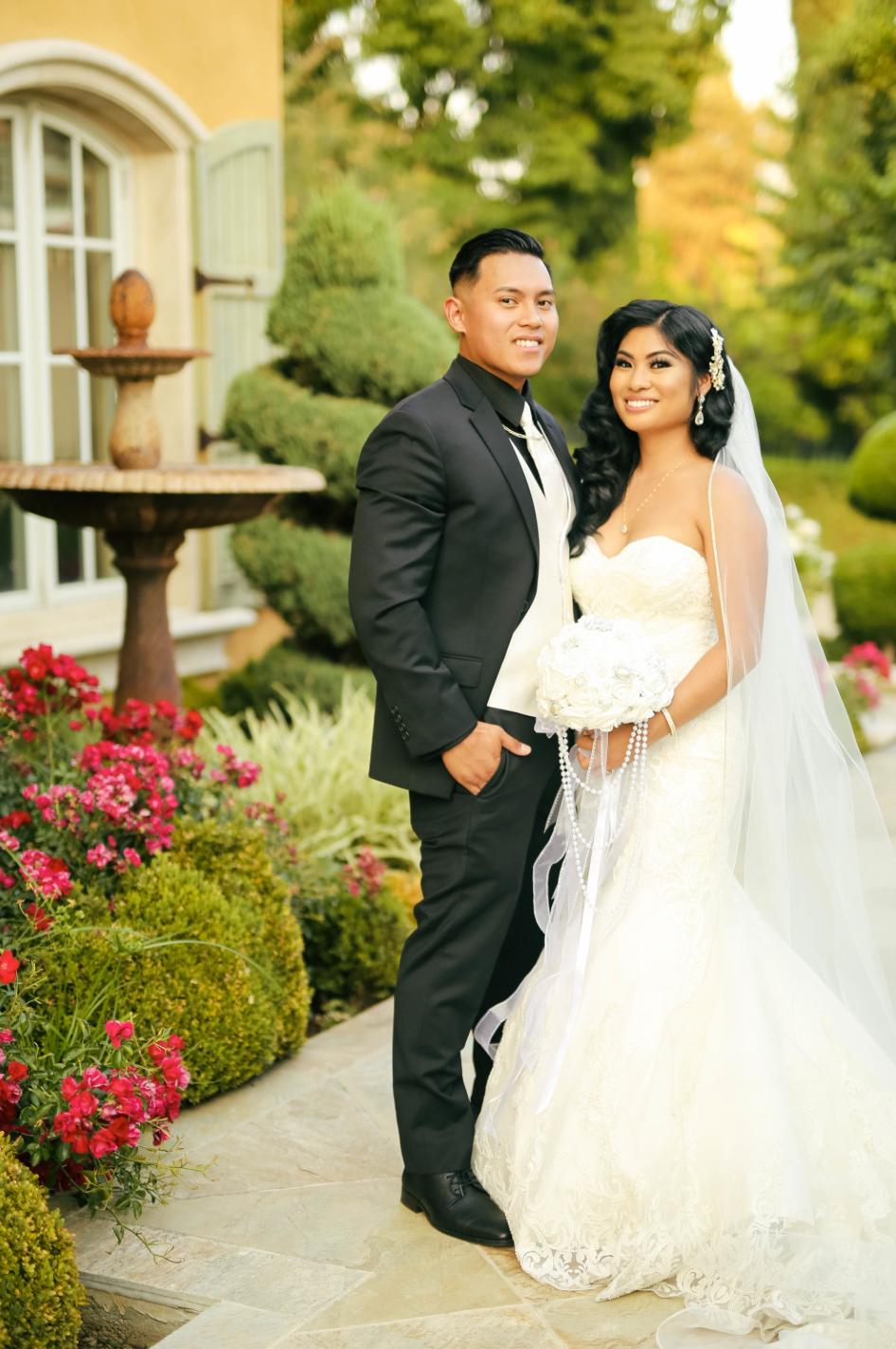 Brian and Shawnelle's Wedding in Sacramento, California