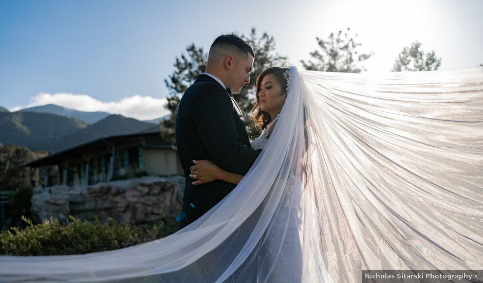 Ashley and Daniel's Wedding in Corona, California