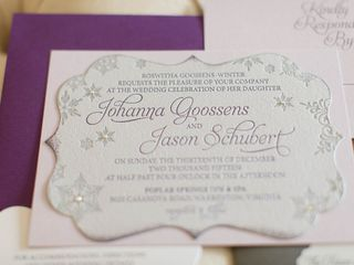 The wedding of Jason and Johanna 3