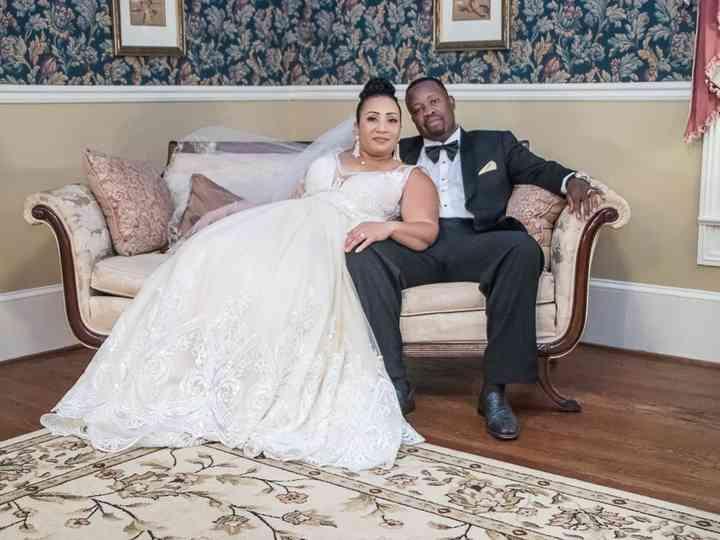 The wedding of Natama and Myrondous