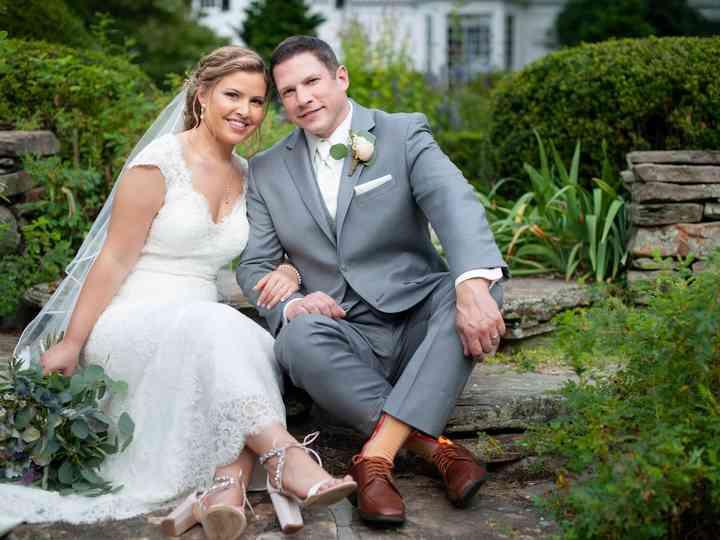 The wedding of Greta and Dan