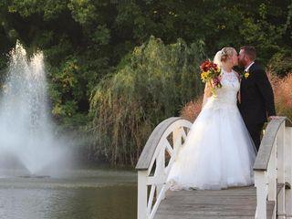 Megan and Taylor's Wedding in Greenwood, Indiana 3