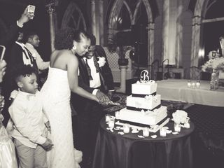 The wedding of Kelsey and Khalil 1