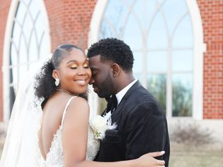 The wedding of Kelsey and Khalil