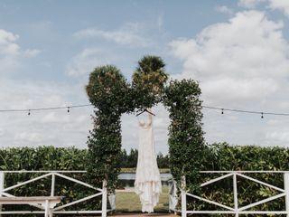 The wedding of Emma and Sam 1