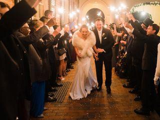 The wedding of Kathleen and Michael 1