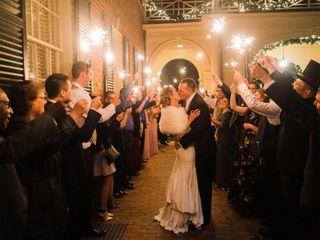 The wedding of Kathleen and Michael 2