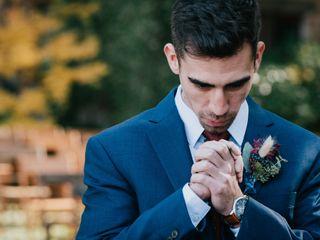 The wedding of Mack and Ashleigh 3
