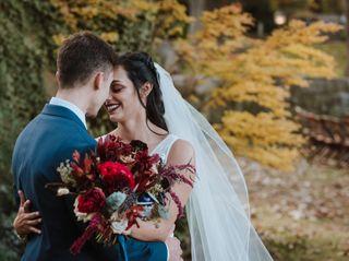 The wedding of Mack and Ashleigh