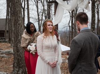 The wedding of Chelsea and John 1