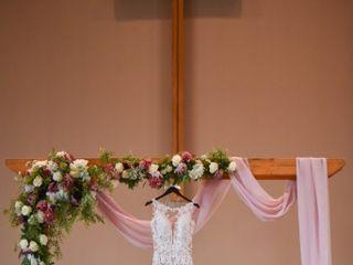 The wedding of Seth and Tara 3