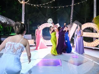The wedding of Pollyana and Marcos 2