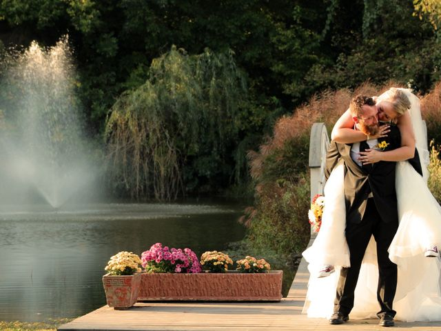 Megan and Taylor's Wedding in Greenwood, Indiana 2