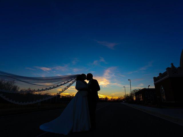 Khalil and Kelsey's Wedding in Upper Marlboro, Maryland 1