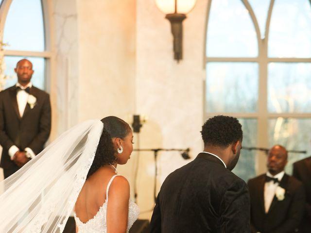Khalil and Kelsey's Wedding in Upper Marlboro, Maryland 8