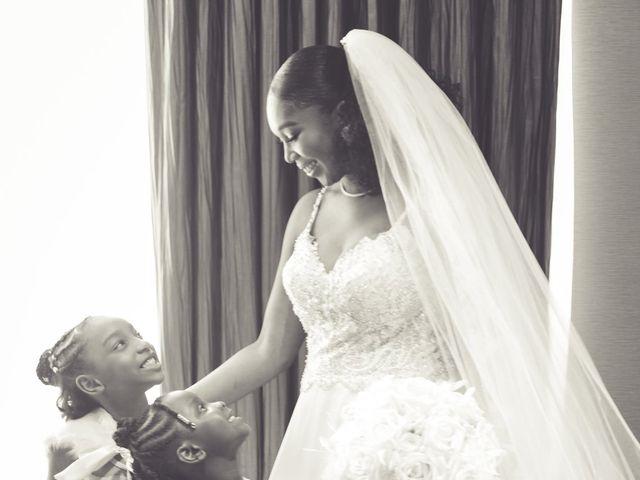 Khalil and Kelsey's Wedding in Upper Marlboro, Maryland 12