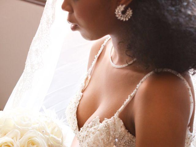 Khalil and Kelsey's Wedding in Upper Marlboro, Maryland 15