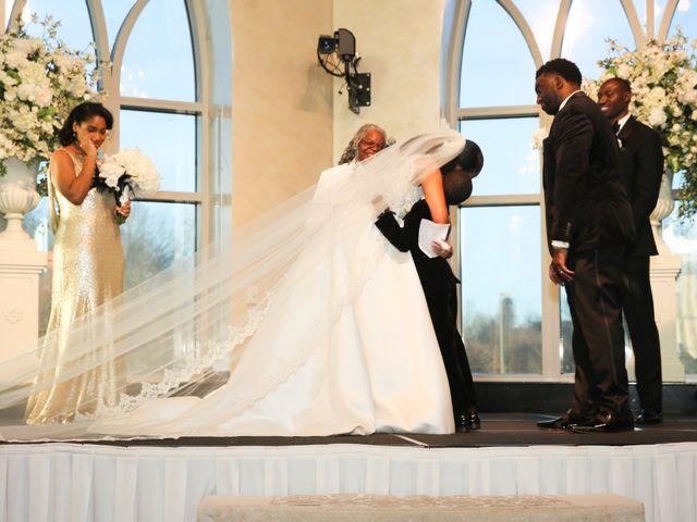 Khalil and Kelsey's Wedding in Upper Marlboro, Maryland 23