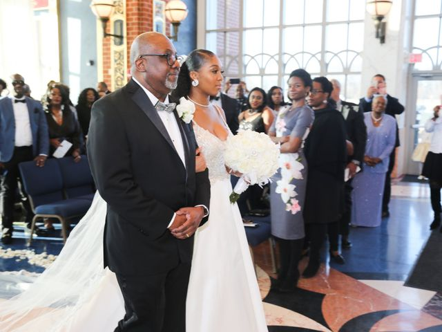 Khalil and Kelsey's Wedding in Upper Marlboro, Maryland 24