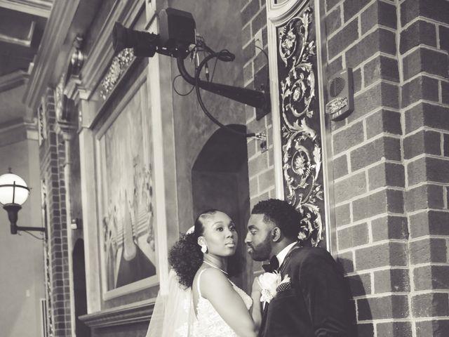 Khalil and Kelsey's Wedding in Upper Marlboro, Maryland 27