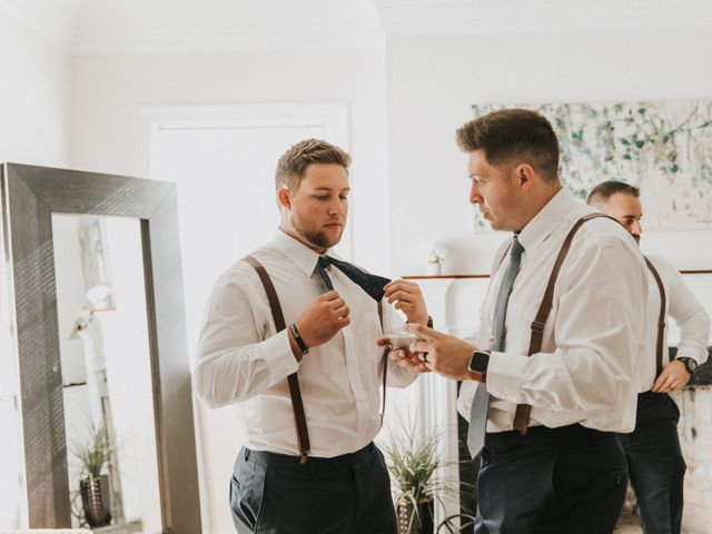 Sam and Emma's Wedding in Fort Pierce, Florida 7