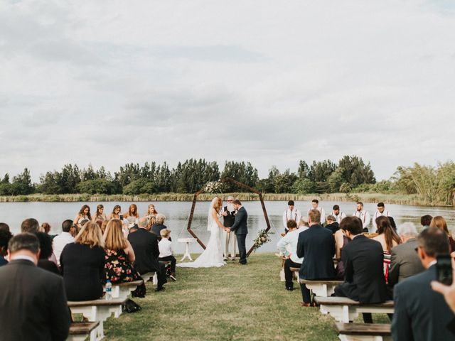 Sam and Emma's Wedding in Fort Pierce, Florida 11