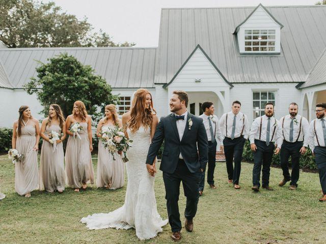 Sam and Emma's Wedding in Fort Pierce, Florida 14