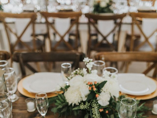 Sam and Emma's Wedding in Fort Pierce, Florida 19