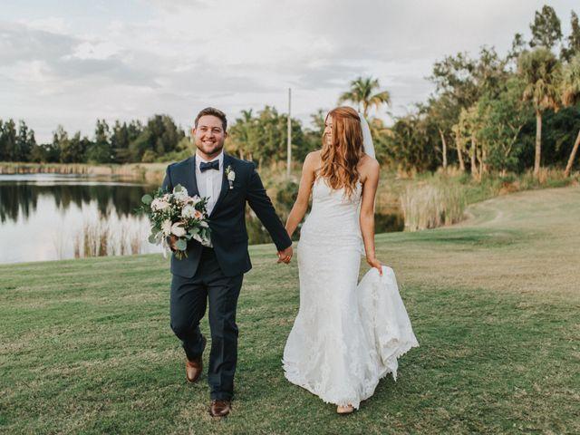 Sam and Emma's Wedding in Fort Pierce, Florida 29