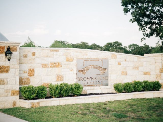 Daulton and Nicole's Wedding in College Station, Texas 1