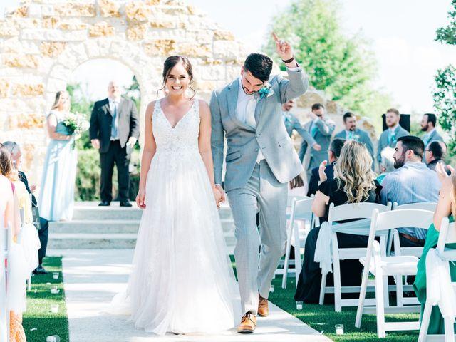 The wedding of Nicole and Daulton