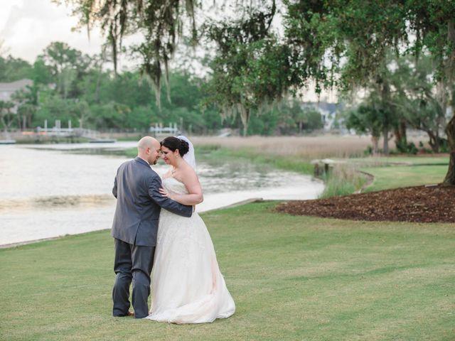 The wedding of Amanda and Matt