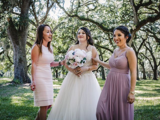 Nia and Albert's Wedding in Dade City, Florida 3