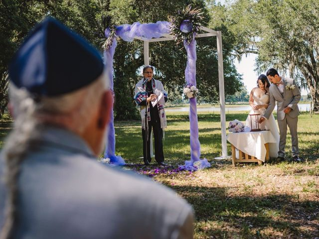 Nia and Albert's Wedding in Dade City, Florida 4