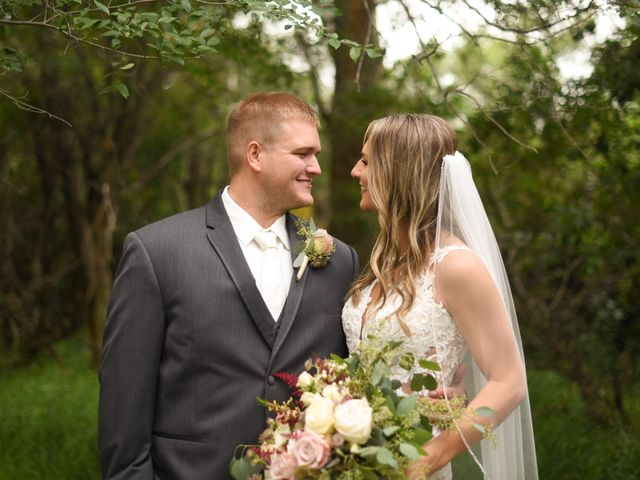 The wedding of Seth and Tara