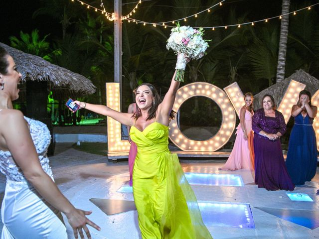 Marcos and Pollyana's Wedding in Punta Cana, Dominican Republic 3