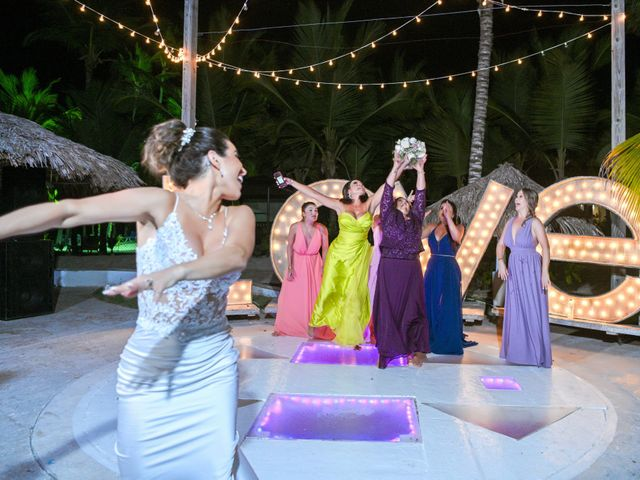 Marcos and Pollyana's Wedding in Punta Cana, Dominican Republic 5