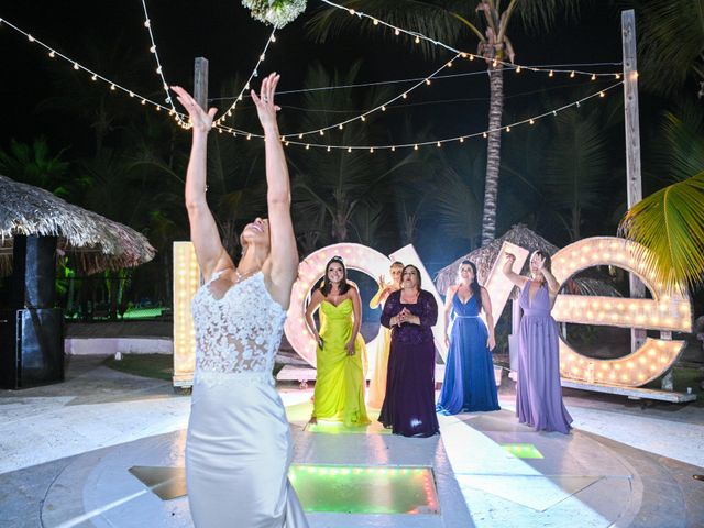 Marcos and Pollyana's Wedding in Punta Cana, Dominican Republic 6