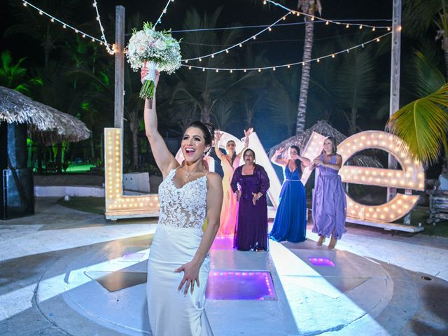Marcos and Pollyana's Wedding in Punta Cana, Dominican Republic 7