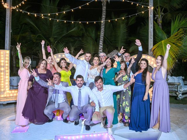 Marcos and Pollyana's Wedding in Punta Cana, Dominican Republic 10