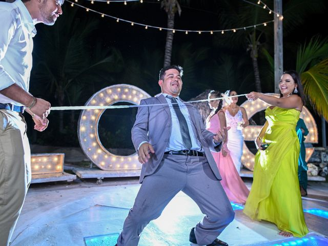 Marcos and Pollyana's Wedding in Punta Cana, Dominican Republic 14