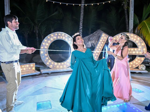 Marcos and Pollyana's Wedding in Punta Cana, Dominican Republic 15