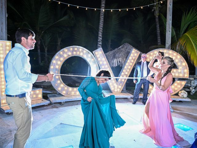 Marcos and Pollyana's Wedding in Punta Cana, Dominican Republic 16