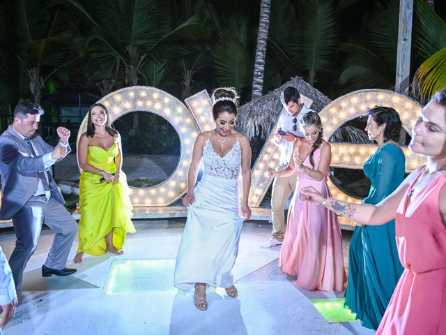 Marcos and Pollyana's Wedding in Punta Cana, Dominican Republic 18