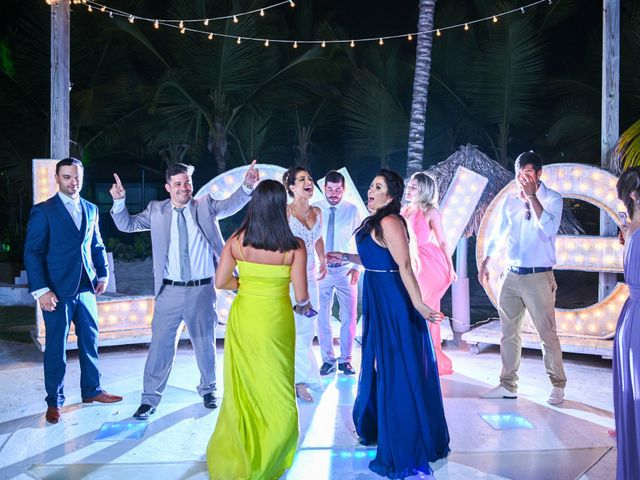 Marcos and Pollyana's Wedding in Punta Cana, Dominican Republic 23