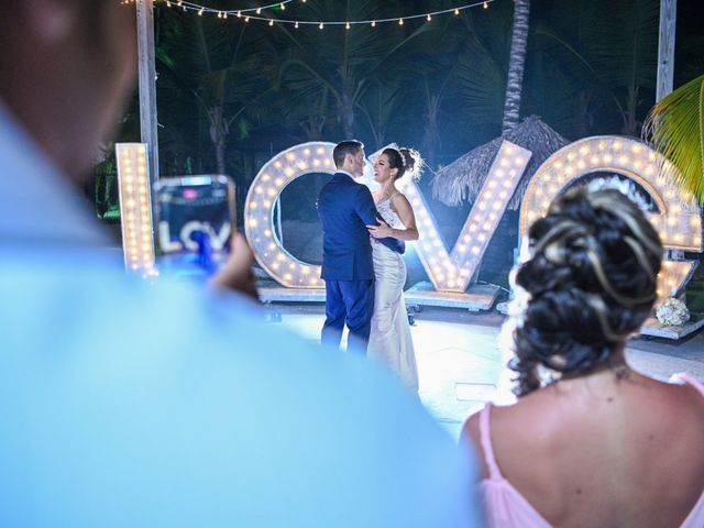 Marcos and Pollyana's Wedding in Punta Cana, Dominican Republic 24