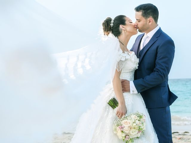 Marcos and Pollyana's Wedding in Punta Cana, Dominican Republic 1