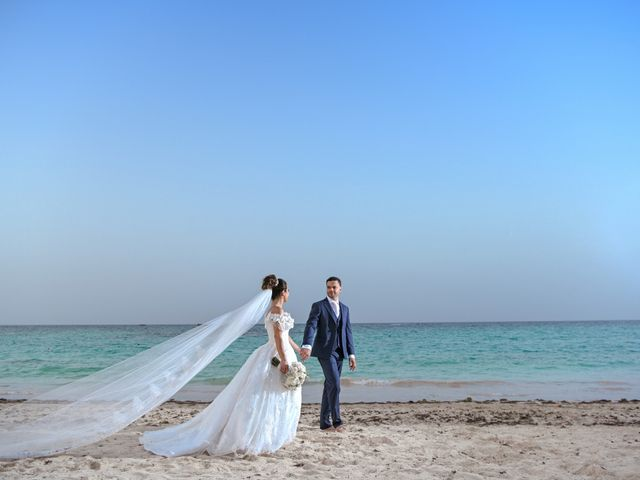 Marcos and Pollyana's Wedding in Punta Cana, Dominican Republic 2
